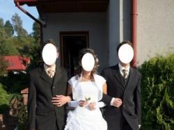 Suknia ślubna_biała_jak nowa