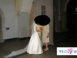 Suknia ślubnia ecrue 34/36