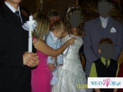 suknia slubno -wizytowa