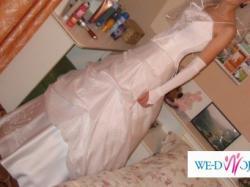 Suknia śluna