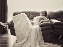 Suknia sukienka ślubna Demetrios 2011 model 1417