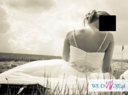 Suknia Sweetheart 5986 z kryształkami Swavorskiego, rozmiar 34/36