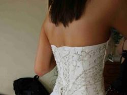 Suknia szyta na wzór Maggie Sottero-Monalisa Royale