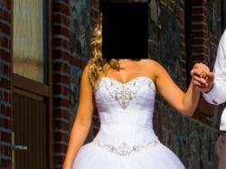 Suknia typu princeska