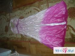 suknia usa wieczorowa 36 38