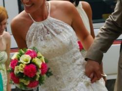 suknia w stylu hiszpańskim white one