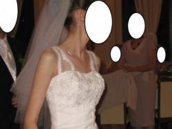 Suknia w stylu vanessa 1011
