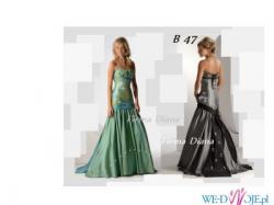 Suknia wieczorowa duży wybór NOWE Tanio