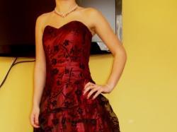 Suknia wieczorowa rozmira 34-36
