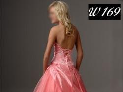 Suknia wieczorowa szycie na miarę