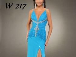 Suknia wieczorowa szyta na wymiar!