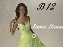 Suknia wieczorowa tanio - Balowe - Produkcja na miarę