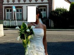 Suknia wzorowana na LINEA RAFFAELLI