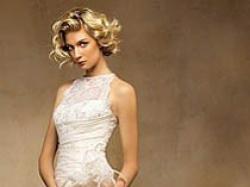 Suknia wzorowana na PRONOVIAS OLEO