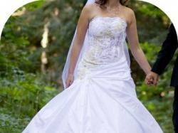 Suknia wzorowana  nz Emmi Mariage Serenada