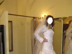 Suknia z kolekcji 07 CLASSA