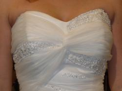 Suknia z kolekcji PRONUPTIA