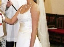 Suknia z kolekcji San Patrick model Regaliz
