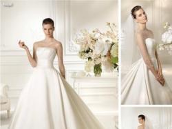 Suknia z najnowszej kolekcji White One 2013 -model Nepal