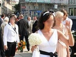 """Suknia z """"Odzieżowego Pola"""""""