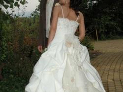 Suknia z salonu Sophia. Model Greac'e  rozm. 36