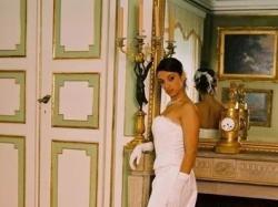 Suknia z salonu Tylko Ona dla drobnej kobietki