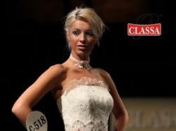 Suknia z salony firmy CLASSA