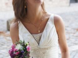 Suknia z włoskiej kolekcji Perle