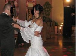 Sukniaw stylu hiszpańskim