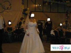 suknię ślubną