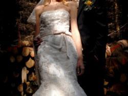 Suknie ślubna Aveno + welon