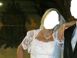 Suknię ślubną KOLEKCJA z 2009r.