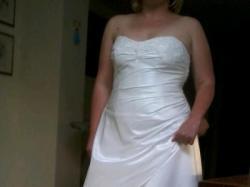 Suknie ślubną sprzedam