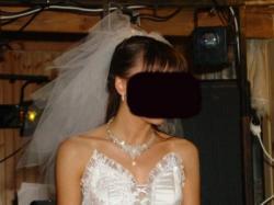 Suknię ślubną sprzedam!