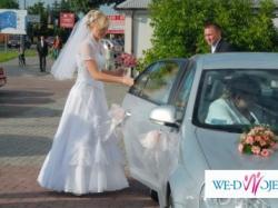 Suknię ślubną sprzedam!!!