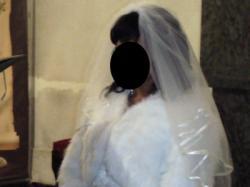 Suknie ślubna z dodatkami