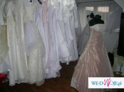 Suknie ślubne NOWE i używane od 200zł