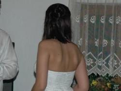 Sunia ślubna Dignita- stan idealny!