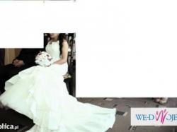 Super okazja! Suknia slubna Atelier Diagonal! GRATIS suknia na poprawiny!