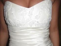 b57356e524 Suknia ślubna Elizabeth Konin Super Okazja!! Suknia ślubna Elizabeth Konin