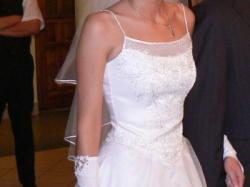 Super okazja, tanio suknia ślubna