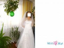 Super suknia ślubna - jak nowa