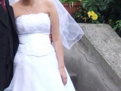 super suknia  ślubna zobacz?tanio