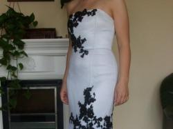 Super suknia wieczorowa  z USA znanej firmy Cicci