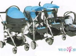 Super wózek CHICCO TRIO FOR ME. Możliwość wysyłki.