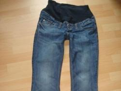 Super wygodne spodnie ciążowe r 36 H&M / nowe bez metki/