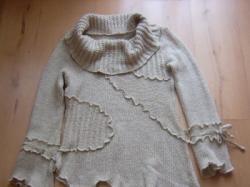sweter na ciążę i nie tylko