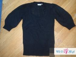 Sweterek z bufiastymi rękawami New Look