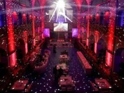 ŚWIATŁOSFERA Dekoracje światłem sal bankietowych