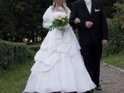 Szal ślubny